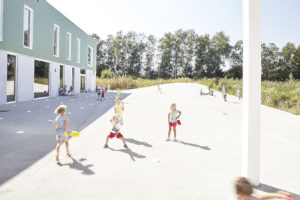 bo-architecture-de-knipoog-tollembeek-basisschool-front